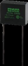 Tłumik przepięć uniwersalny, układ RC, 230VAC/DC/20VA/W