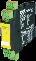Przekaźnik bezpieczeństwa MIRO SAFE Switch H L 48-230VAC