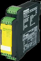 Przekaźnik bezpieczeństwa MIRO SAFE+ Switch BA