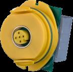 Moduł interfejsu Modlink M12 A cod żółty