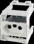 MSVD Brazil socket-outlet module