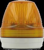 Lampa sygnałowa Comlight57 LED żółta 24VDC IP65