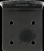 Adapter Modlight70 do montażu na ścianie