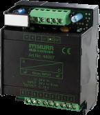 Przetwornik D/A 8-bit, WE:8 Bit - WY:0-10VDC