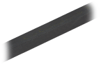 Przewód profilowany ASI, czarny