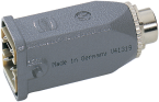 Złącze Cube67 FSC Pin M12