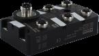 Switch zarządzany ProfiNet 5x10/100 IP67 M12