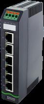 Switch niezarządzalny Xelity 6TX 100Mbit