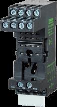 Gniazdo modułu przekaźnikowego IR, WE:250V/250VAC/DC/10A
