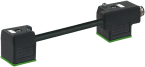 Mostek do zaworu typ A 18mm - M12 prosty