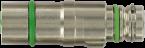 Wkład Modlink Vario M12 żeński, 5-polowy, ekranowany