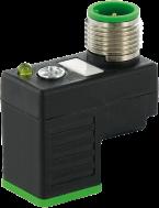 Adapter M12 - MSUD typ C 8mm