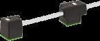 Mostek zaworowy MSUD typ A 18mm z wolnym końcem przewodów