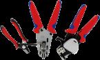 Push Pull SCRJ POF assembly Tools