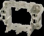 Ramka Modlink Heavy Modular B6 żeńska, dla 2 modułów