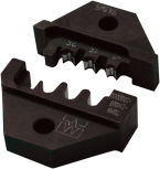 Crimp die for 1,6 mm contacts