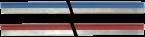 Mostki Mico Pro 1xniebieski 1xczerwony