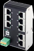 Switch niezarządzalny Xenterra 8TX 100Mbit WM