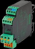 Prostownik hamulcowy WE:24VDC - WY:200VDC/0,75A