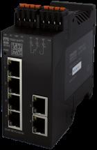 PROFINET managed Switch  6x10/100BT IP20  plastic RJ45