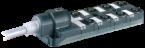 Moduł pasywny Exact12, 8xM12, 4-polowy