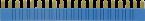 Mostek do MIRO, niebieski, 250V/36A