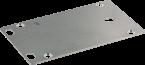 MVZ V2A-baseplate MVP12 metal 4-port