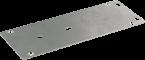 MVZ V2A-baseplate MVP12 metal 8-port