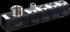 Repeater Profibus DP, do 12 Mbit/s, IP67, 2 segmenty