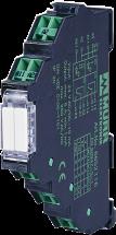 Przekaźnik MIRO 12,4 24VDC-2U WE:24VDC - WY:250VAC/DC/6A