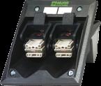 Modlink MSDD Hybrid field-bus couplers