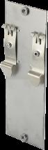 Adapter na szynę DIN dla węzła sieciowego Cube67
