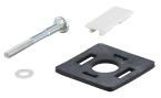 Accessories for pre-wired valve plug