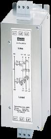 Filtr przeciwzakł.3-faz,1-poziomowy
