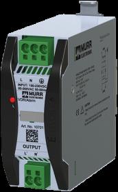 Filtr Emparro MEF 1-fazowy, 1-poziomowy, 230VAC 20A