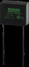 Tłumik przepięć uniwersalny, Układ RC, 400VAC/DC/10VA/W