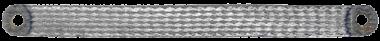 Pasek uziemiający 6mm² 200mm, M4