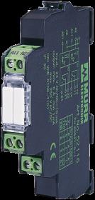 Przekaźnik MIRO 12.4  WE:24VAC/DC - WY:250VAC/DC/6A