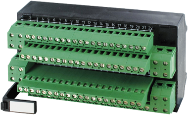 PKB 1 connector for signal transfer