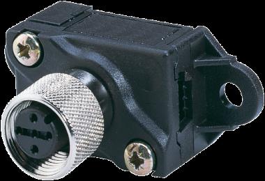 Adapter MASI, przewód profilowany-M12