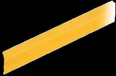 Przewód profilowany ASI, żółty