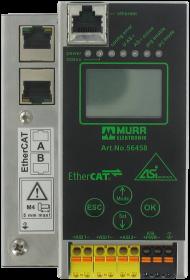 Gateway EtherCAT AS-i, 2 Master, Spec.3.0