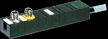 Moduł sieciowy Cube67 E/A, wyjścia bezpieczne DO16 C Valve K3