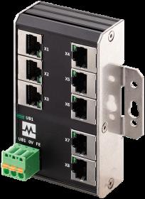 Switch niezarządzalny Xenterra 8TX 100Mbit