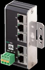 Switch niezarządzalny Xenterra 5TX 100Mbit
