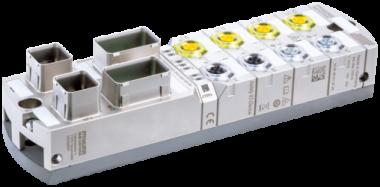 Moduł sieciowy MVK Fusion PN FDI6/3 FDO2/1 DIO4 IOL2 PP IRT
