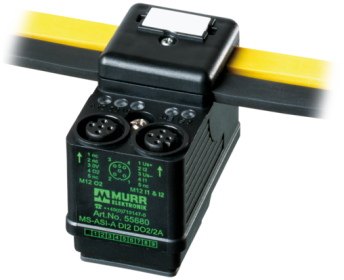 Konektor MASI65 do zaworu, typ A, DI2/0,2A DO2/2A