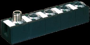 Moduł sieciowy Cube67 E/A AO4 C 4xM12 (U)
