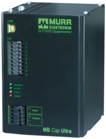 Moduł buforowy MB Cap Ultra, WE:12/24VDC WY:12/24VDC/10A max.38s