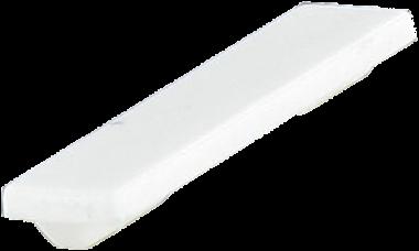 Tabliczka opisowa ACS 4x18mm 1op=19szt